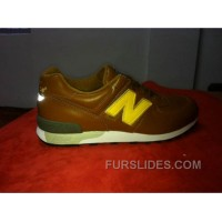 New Balance 576 Men Brown Free Shipping