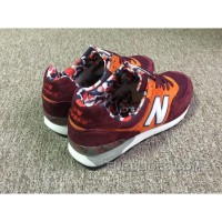 New Balance 576 Men Brown Authentic