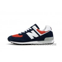 New Balance 576 Men Dark Blue Cheap To Buy