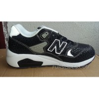 New Balance 580 Men Black Discount