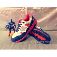 New Balance 580 Men Blue Red Top Deals