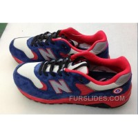 New Balance 580 Men Blue Red For Sale