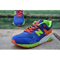 New Balance 580 Men Blue Christmas Deals