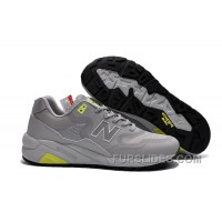 New Balance 580 Men Grey Authentic