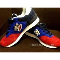 New Balance 670 Men Blue Red Cheap To Buy
