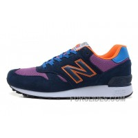 New Balance 670 Men Deep Blue Purple Lastest