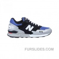 New Balance 878 Men Black Blue Super Deals