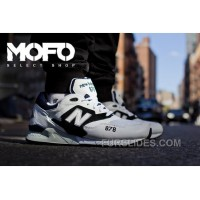 New Balance 878 Men Black White Top Deals