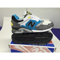 New Balance 878 Men Blue Grey Online