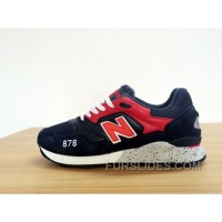 New Balance 878 Men Dark Blue Super Deals