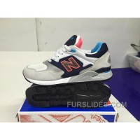 New Balance 878 Men Grey Blue Free Shipping