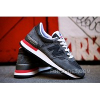 New Balance 990 Men Grey Authentic
