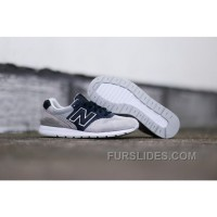 2016 New Balance 996 Men Grey Blue Lastest