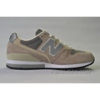 New Balance 996 Men Beige Free Shipping