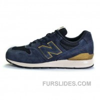 New Balance 996 Men Dark Blue Discount