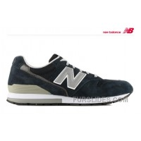 New Balance 996 Men Dark Blue Authentic