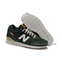 New Balance 996 Men Green Free Shipping