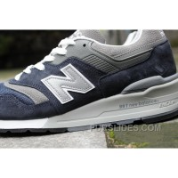 New Balance 997 Men Grey Authentic 211481