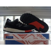 Discount New Balance 998 Men Black 8mfbZ