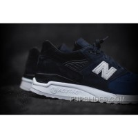 Christmas Deals New Balance 998 Men Blue CKs5xX