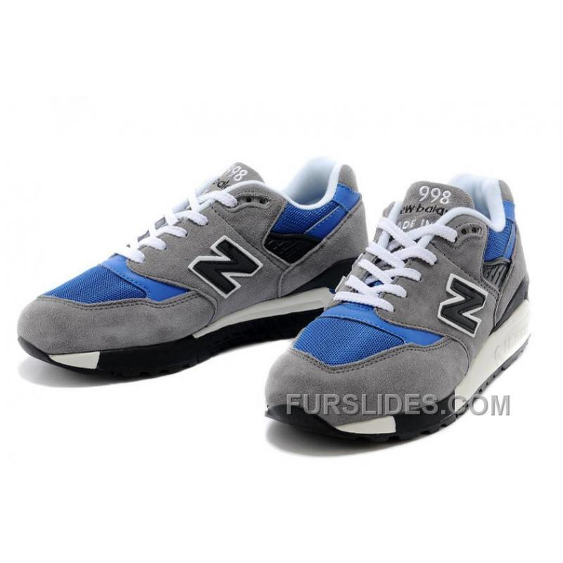 separation shoes ff04d 8be2a Cheap To Buy New Balance 998 Men Grey Blue RPrpDA