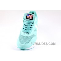 Nike Air Max 87 1 American Flag Women Sky Blue For Sale