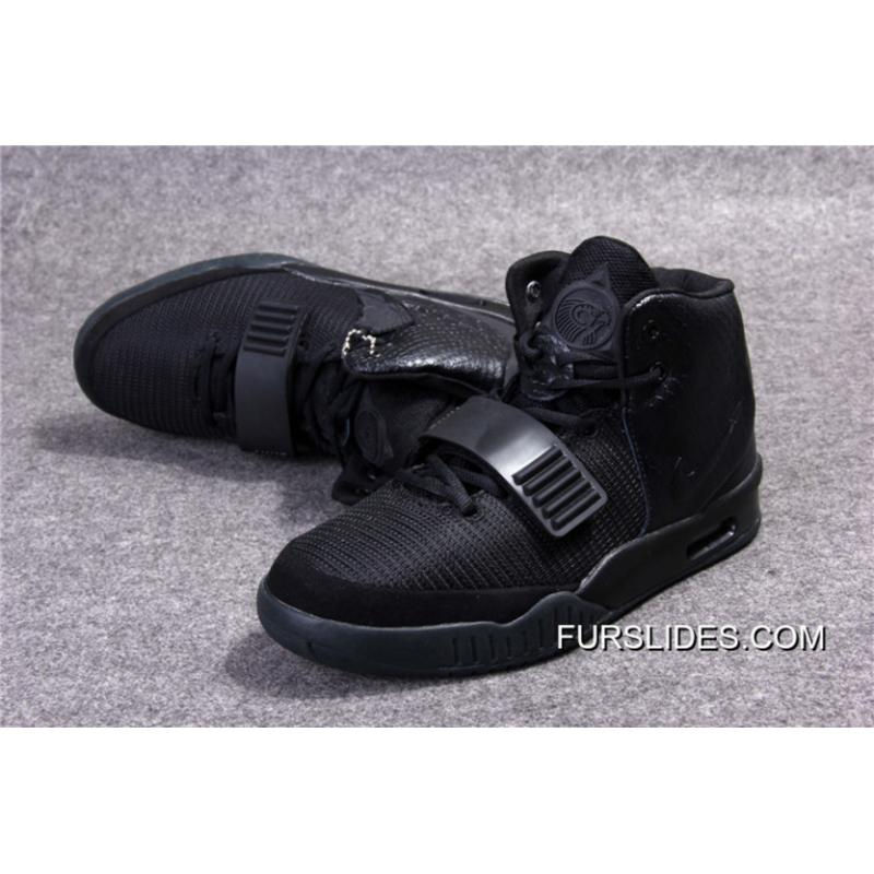 "... Nike Air Yeezy 2 ""Blackout"" Outlet"