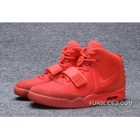 NIKE AIR YEEZY 2 II RED OCTOBER 508214-660 2 New Release