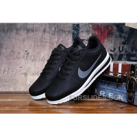 GREY BLACK NIKE CORTEZ RETRO 3 Top Deals