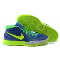 Free Shipping Nike Kyrie 1 Borland Fluorescent Green QCENxm