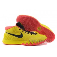 Nike Kyrie 1 Yellow And Black Super Deals Dydp4z