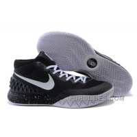 Nike Kyrie 1 Grade School Shoes Black White Online