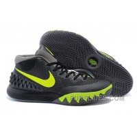 Nike Kyrie 1 Grade School Shoes Black Yellow Free Shipping