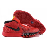 Nike Kyrie 1 Women Shoes Crimson Top Deals