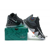 Nike Kyrie 4 Mens Basketball Shoes Black Best
