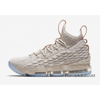 Nike LeBron 15 Ghost 897648-20017 Authentic