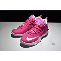 Nike Lebron Ambassador 9 Pink For Sale