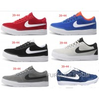 6 Colorways SB Supreme X Nike SB Tennis Classic Men Lastest