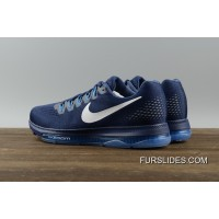 Nike Zoom All Out Low Men Shoes Blue Best
