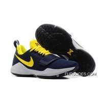 "Nike Zoom PG 1 ""Pacers"" PE Cheap To Buy"