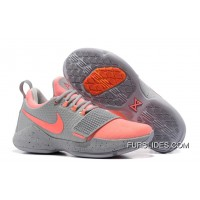 Nike Zoom PG 1 Grey Pink Cheap To Buy
