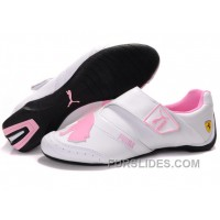 Lastest Women's Puma Baylee Future Cat II In White/Pink 8BhiiBX
