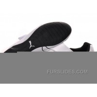 Women's Puma Baylee Future Cat II In Black/White Top Deals NfYzRNC