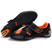 Women's Puma Baylee Future Cat II In Orange/Black For Sale I2WfmC7