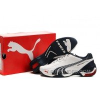 Puma BMW Sauber F1 Team Shoes WhiteBlackRed Super Deals SymwRZ
