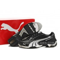 Puma BMW Sauber F1 Team Shoes BlackWhiteGrey Top Deals Stnm5cP