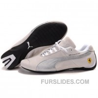 Men's Puma BMW Sauber F1 Team Greyish White-Silver Authentic QyKd2nh