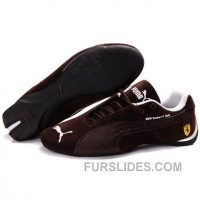 Men's Puma BMW Sauber F1 Team Umber Chocolate For Sale 42tcxRH