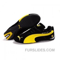 Men's Puma BMW Sauber F1 Team Black-Yellow Lastest ItFhM
