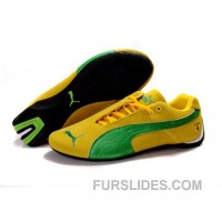 Men's Puma BMW Sauber F1 Team Olive-Yellow-Green Cheap To Buy A3PhdHp